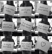 Suicide Prevention Quotes Image Result For Suicide Prevention Quotes Tumblr  Suicide .