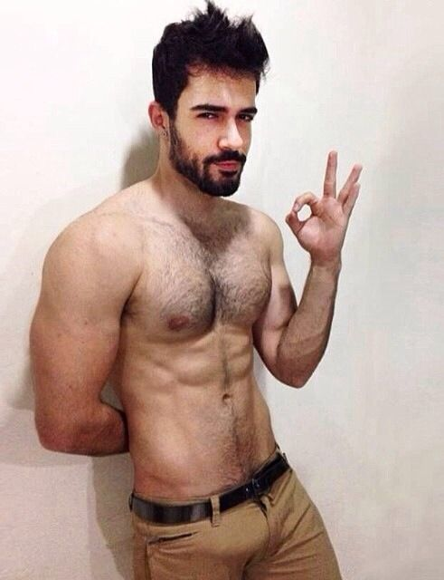 Hairy men pictures
