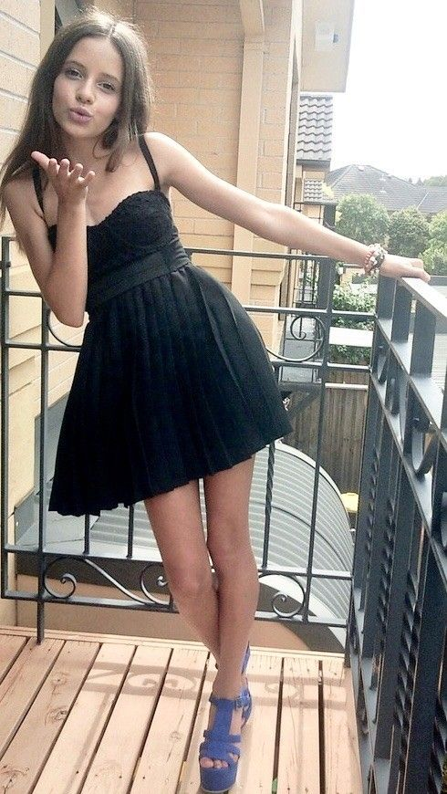 legs Cute teen models
