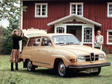 Classic Saab