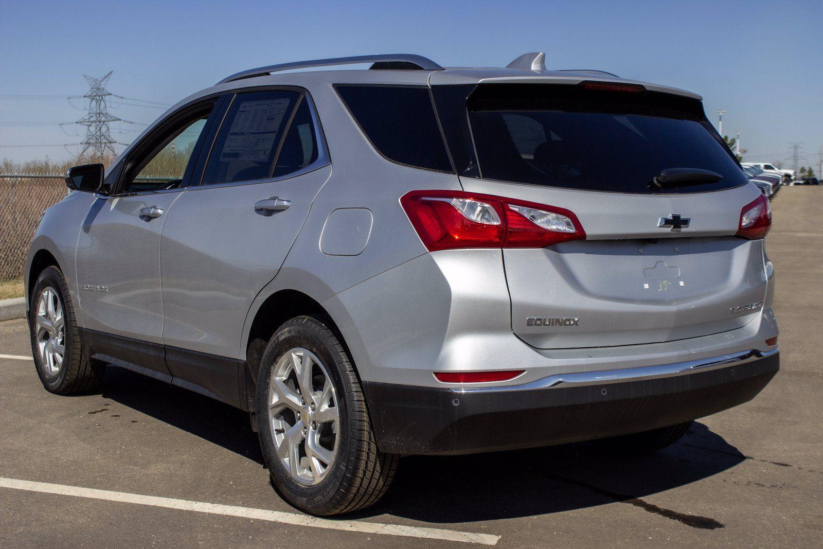 2020 Chevrolet Equinox Premier 1 5 L Awd Suv Chevrolet Equinox Awd Chevrolet