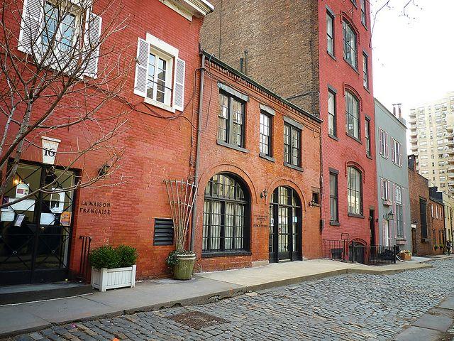 Washington Mews Greenwich Village, New York City