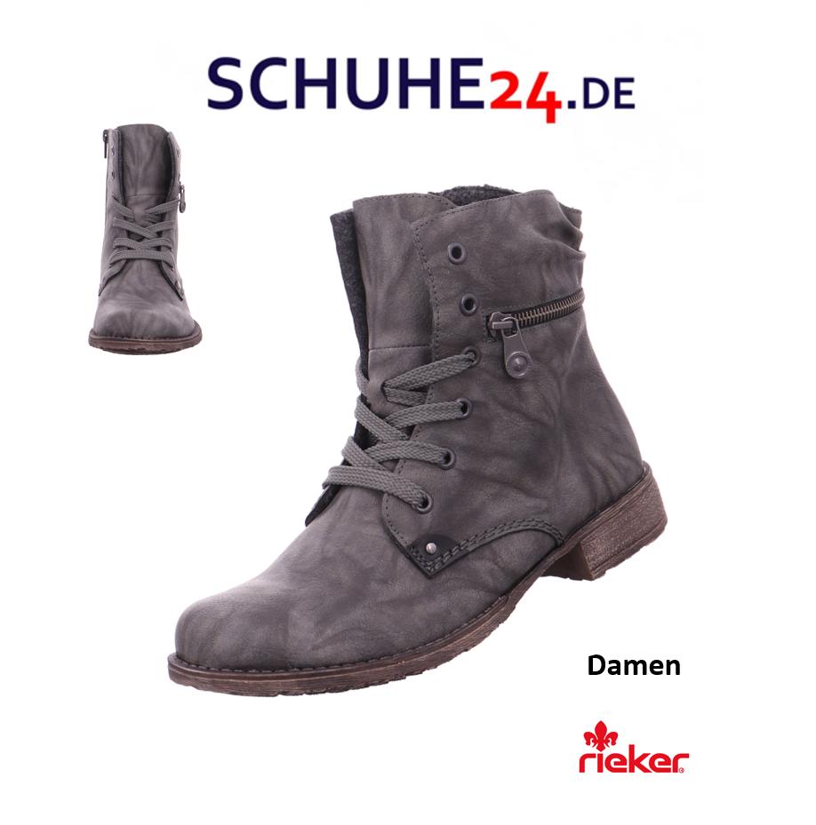RIEKER, boots for women RIEKER, Stiefelette für Damen SUPls