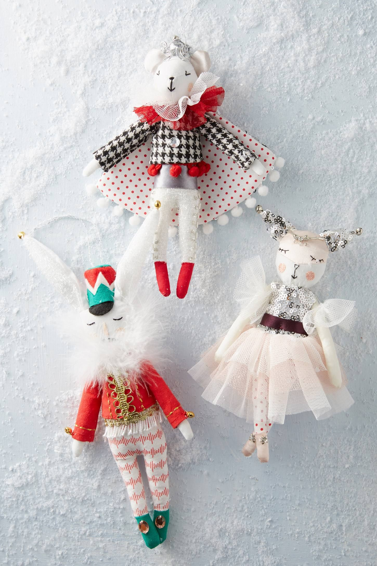 Shop The Nutcracker Character Ornament And More Anthropologie At Anthropologie