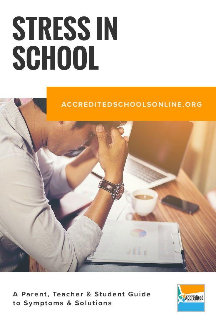 Stress Management in School: Tips for Parents, Teachers ...
