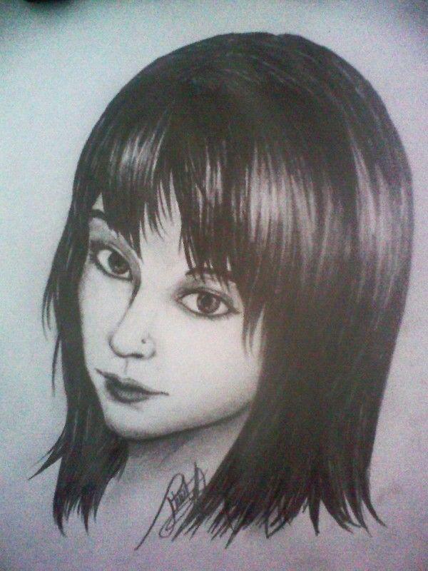 Friend sketch