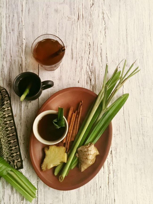 Wedang Pokak Spiced Drink From Madura Island Java Makanan Sehat Masakan Indonesia Makanan