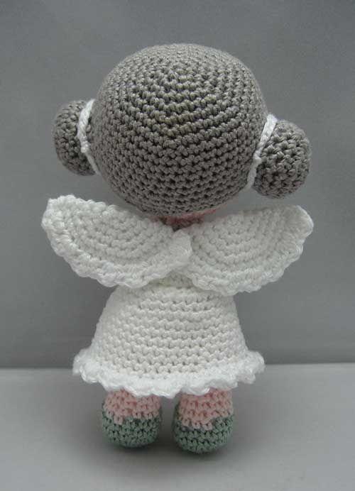 flower angel amigurumipatternsnet - Ngel Muster Selber Machen