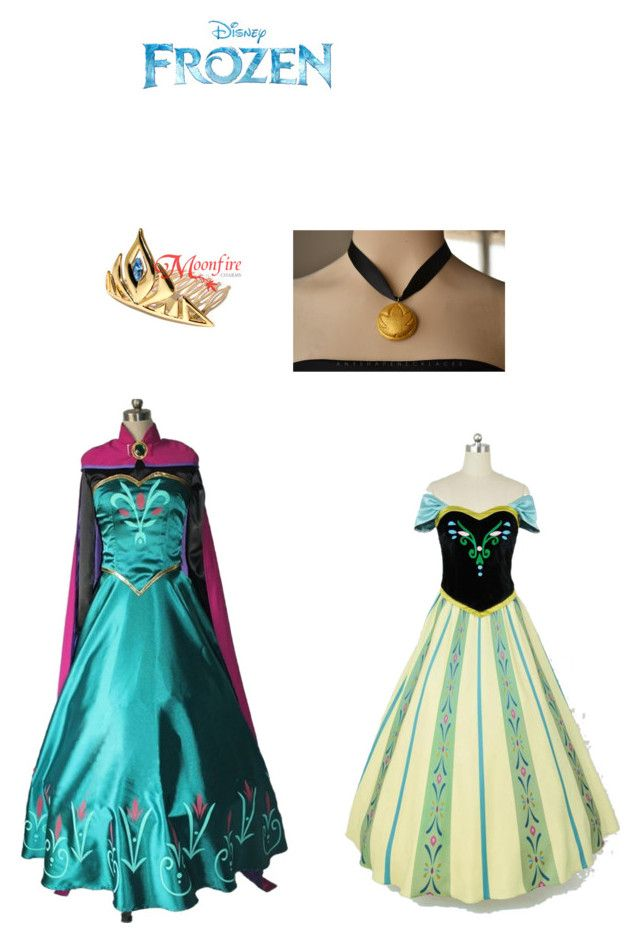 """""""frozen"""" by maria-look on Polyvore featuring Disney"""