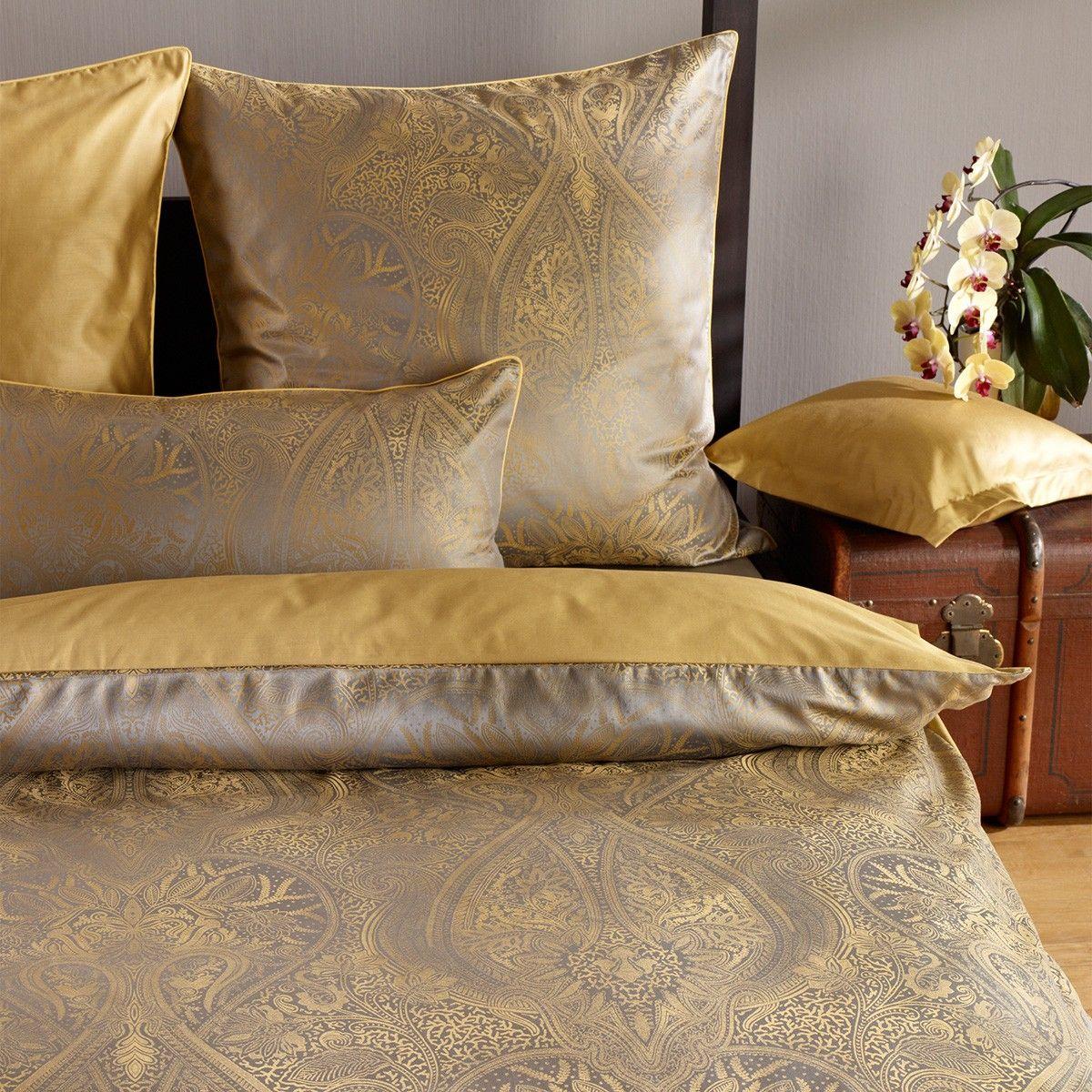 curt bauer delhi messing bettw sche online kaufen bei. Black Bedroom Furniture Sets. Home Design Ideas