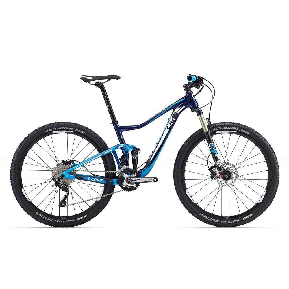 Giant Liv Lust 1 My new gal #Mountainbike #ridefast #readyforsingletrack