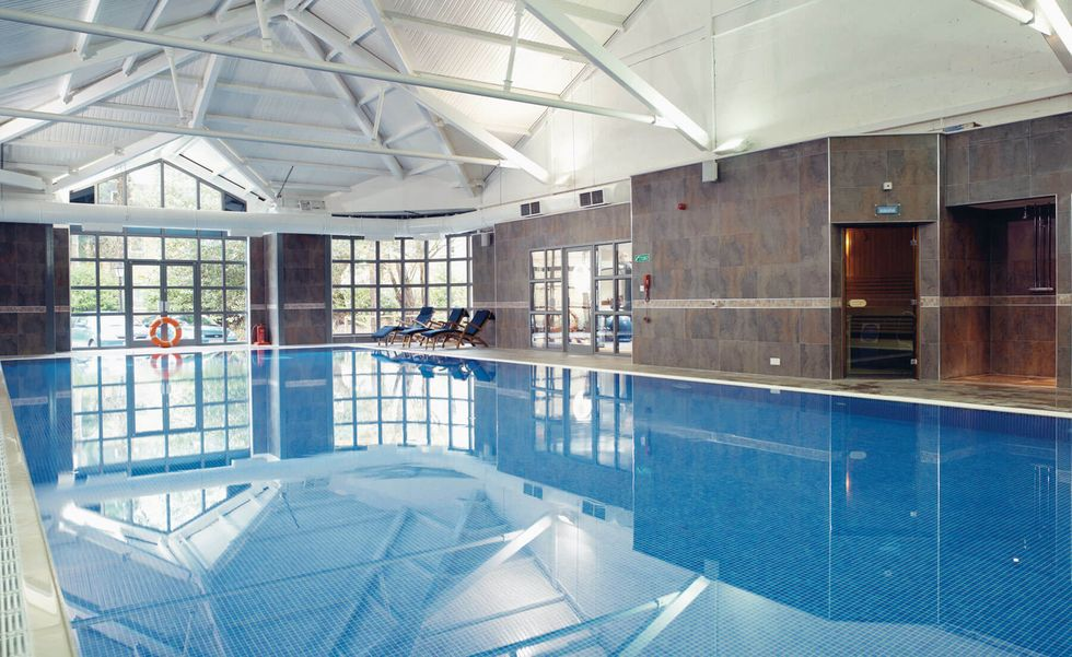 15 Best Spa Deals in the UK, From Outdoor Hot Tubs to