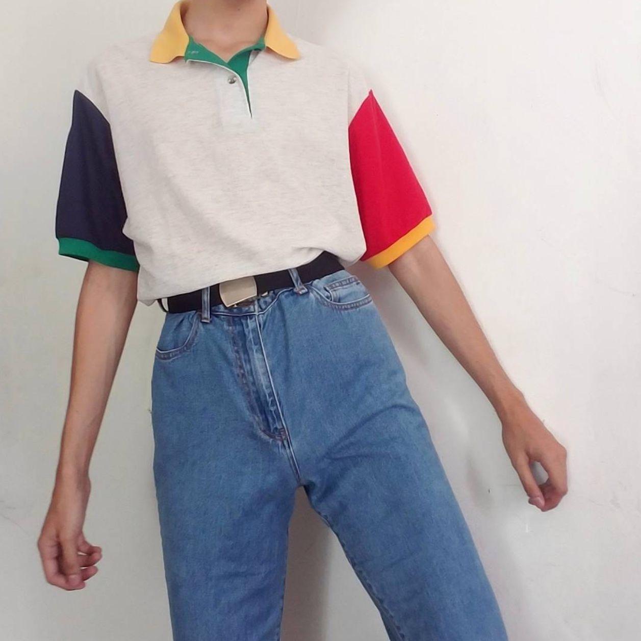 80s Fashion (photo Not Mine)