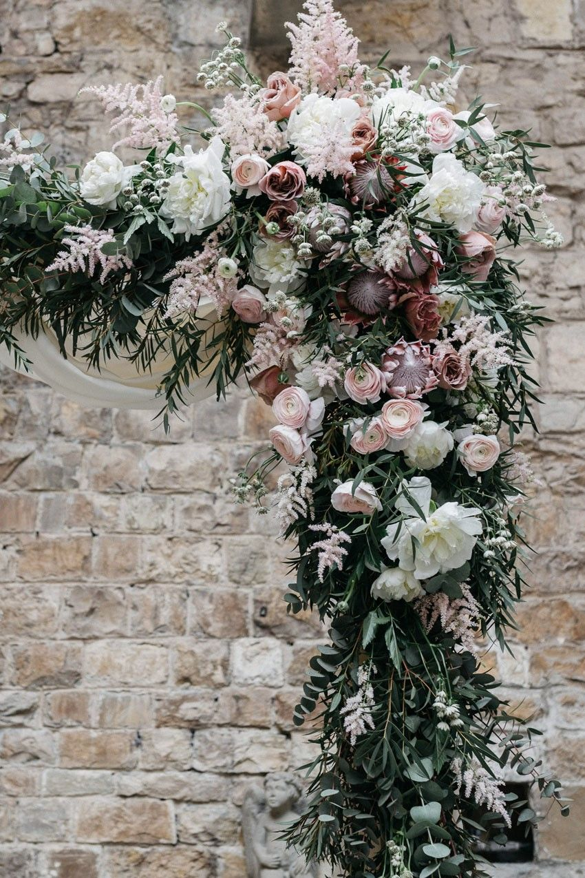 A Fairytale Wedding at a Castle in Italy
