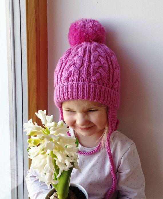 LISTO para enviar todos los tamaños Sombrero tejido a mano