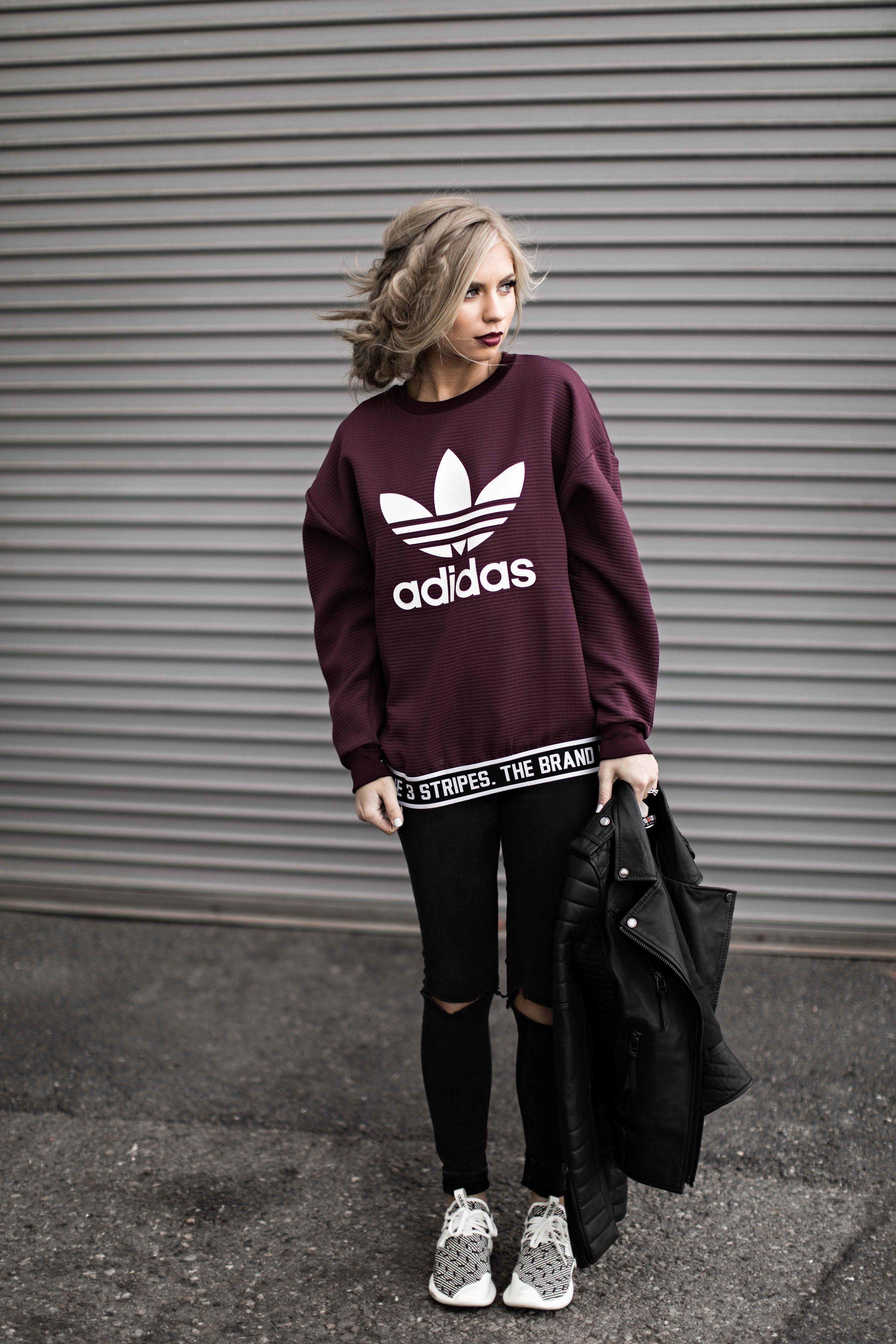 3 stripes | Adidas outfit, Fashion, Adidas women