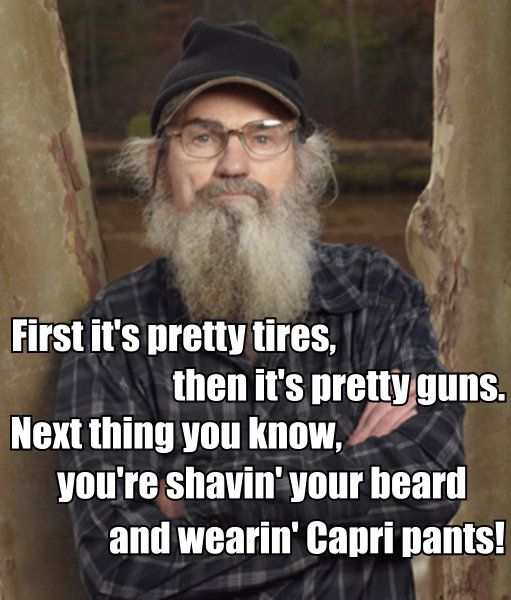 Duck Dynasty is the best!