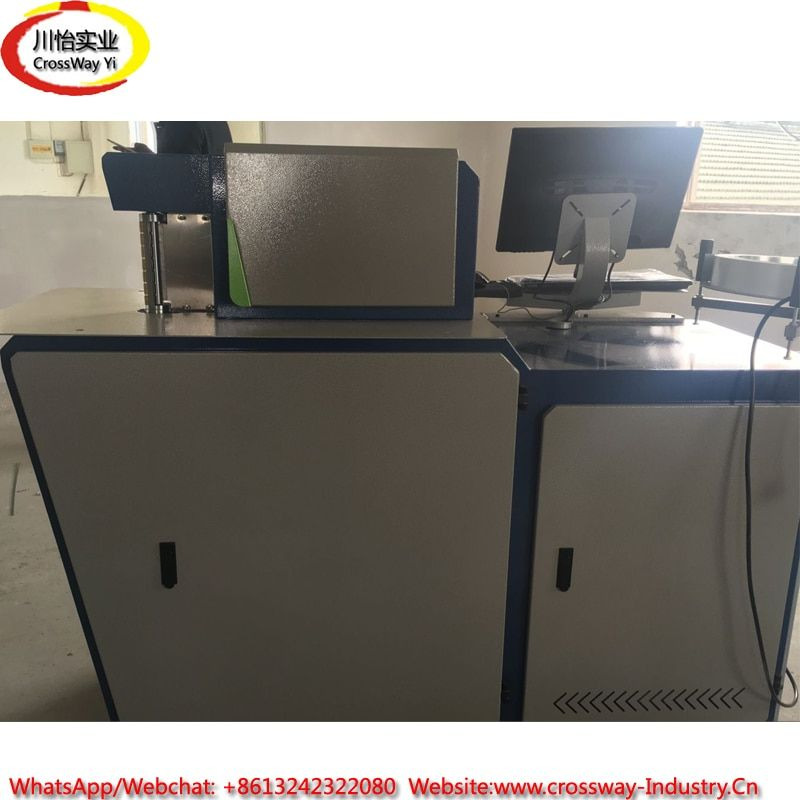 Stainless Steel Channel Letter Bending Machine Stainless Steel Channel Channel Letters Stainless