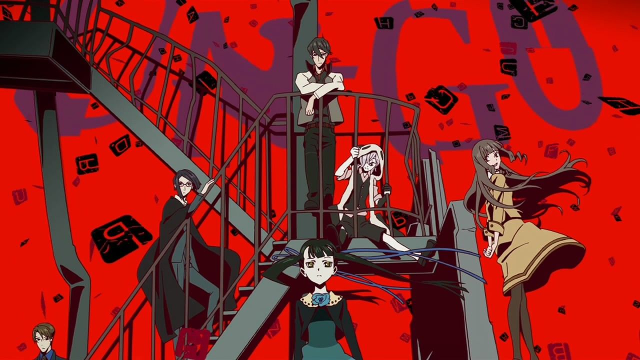 UnGo is set in a wartorn Tokyo, in a nearfuture Japan