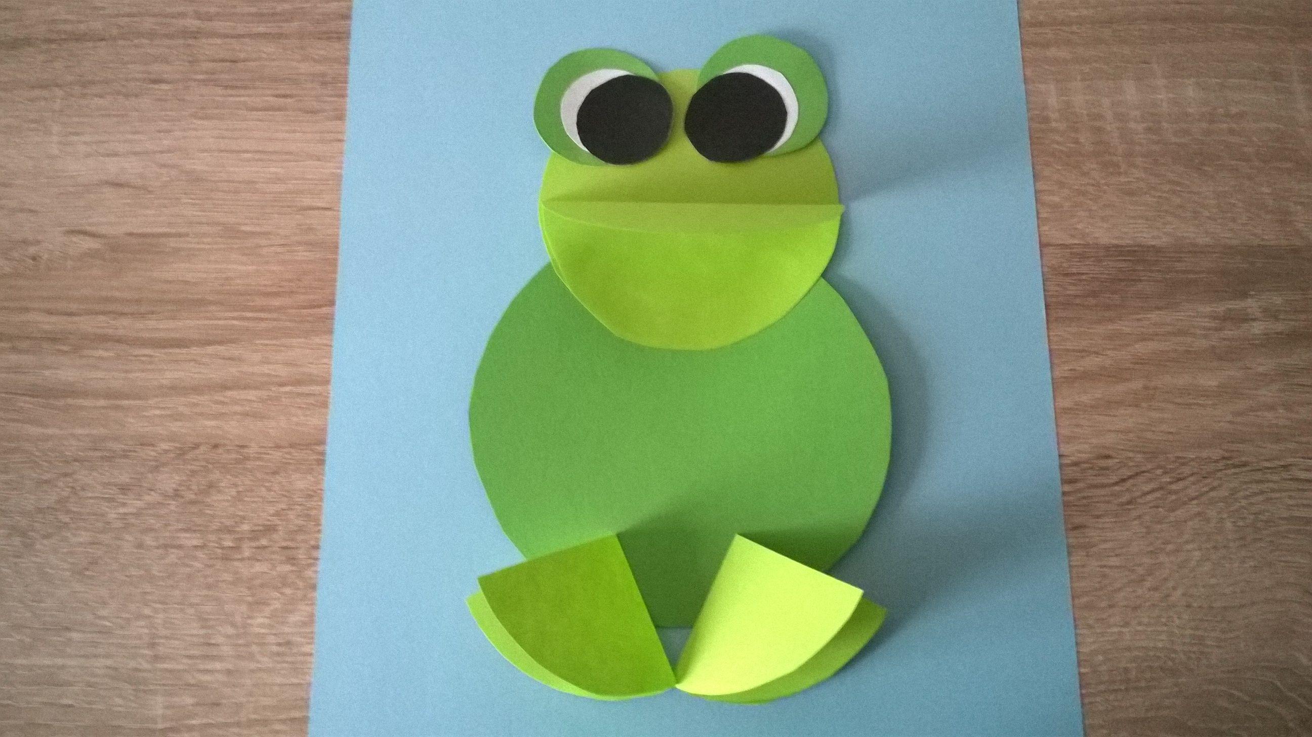 Żabka z kółek