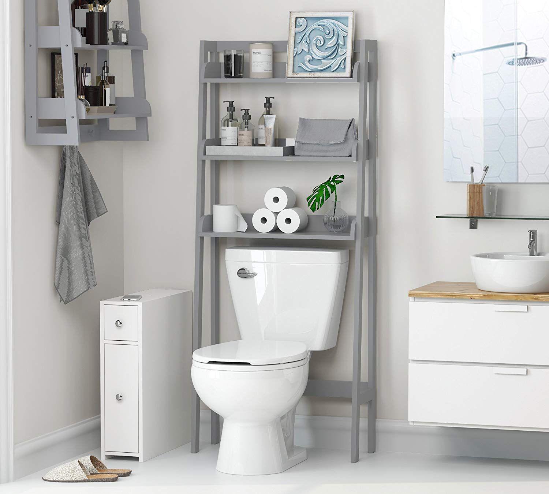 UTEX 3Shelf Bathroom Organizer over the