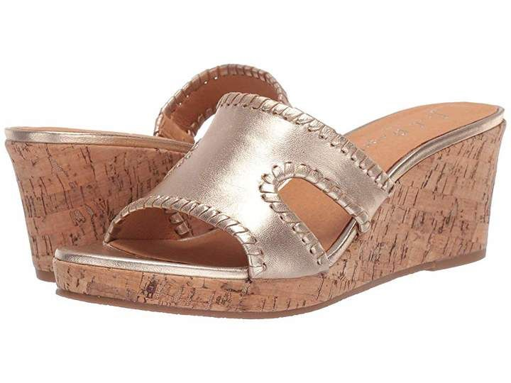 448d4c5a288 Jack Rogers Sloane Mid Wedge in 2019 | Products | Womens shoes ...