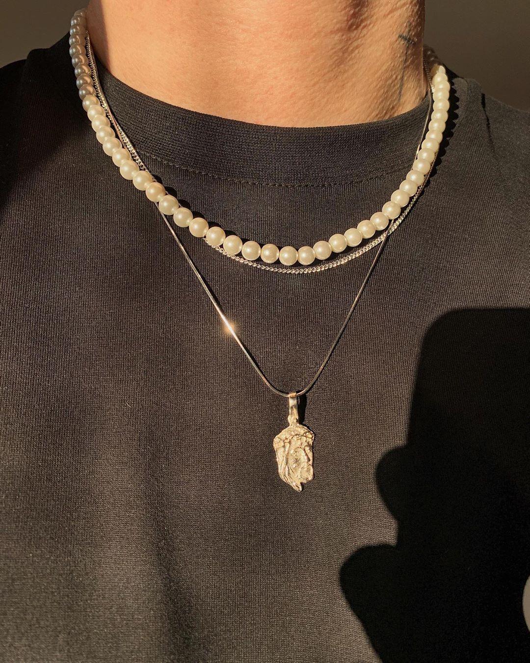 22+ Mens jewelry pendants necklaces info