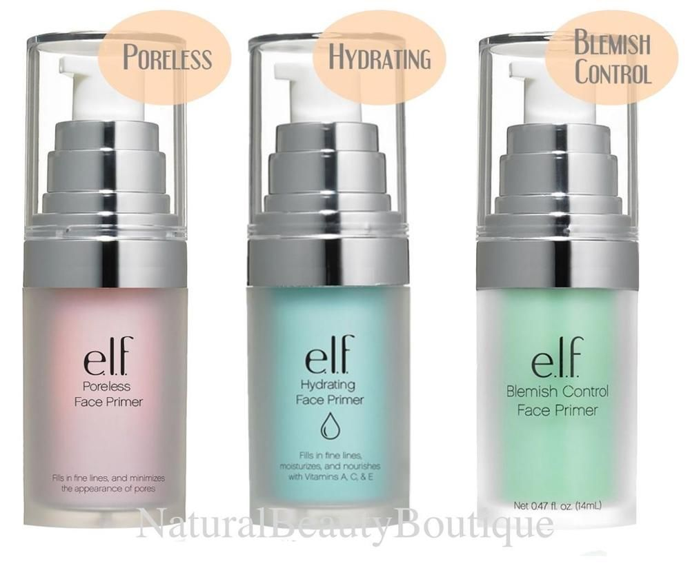 Pin By Deann14lucas15 On S K I N C A R E In 2020 Elf Cosmetics Makeup Primer Drugstore Makeup Primer