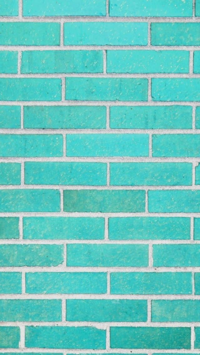 Never brick yourself in | iPod Wallpaper | Iphone wallpaper, Brick wallpaper iphone e Teal wallpaper