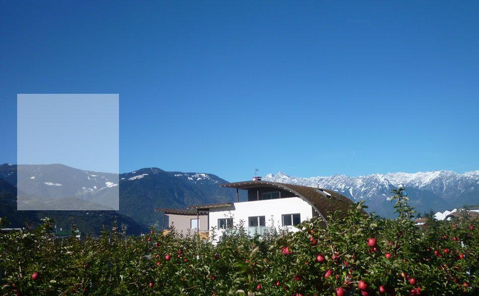 Sandwiesen-Hof   Urlaub im Klimahaus   komfortable Ferienwohnungen   Gargazon bei Meran