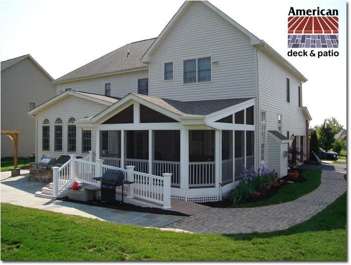 16++ Gable roof porch addition ideas
