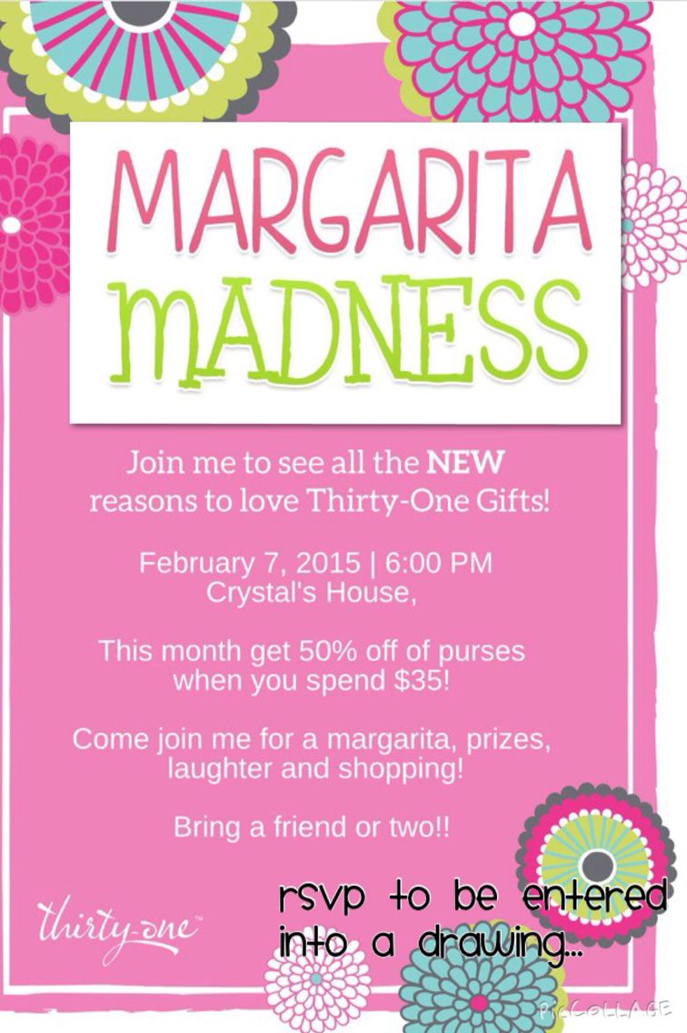 Margarita madness | 31 Party Themes | Pinterest | Margaritas and ...