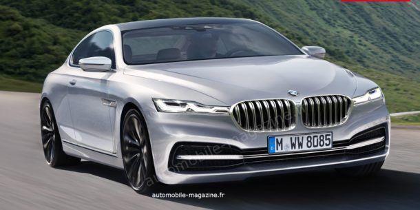 2018 Bmw 8 Series Powerful Coupe Arrives Next Year Bmw Bmw 6