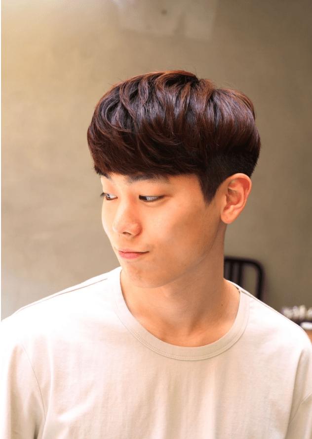 The CLEAN TWO BLOCK HAIRCUT - Kpop Korean Hair and Style ...