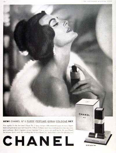 Vintage Pictures - CHANEL Parfum