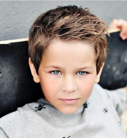 Kinderfrisuren Für Jungs Frisur Jungs 2019 Coole