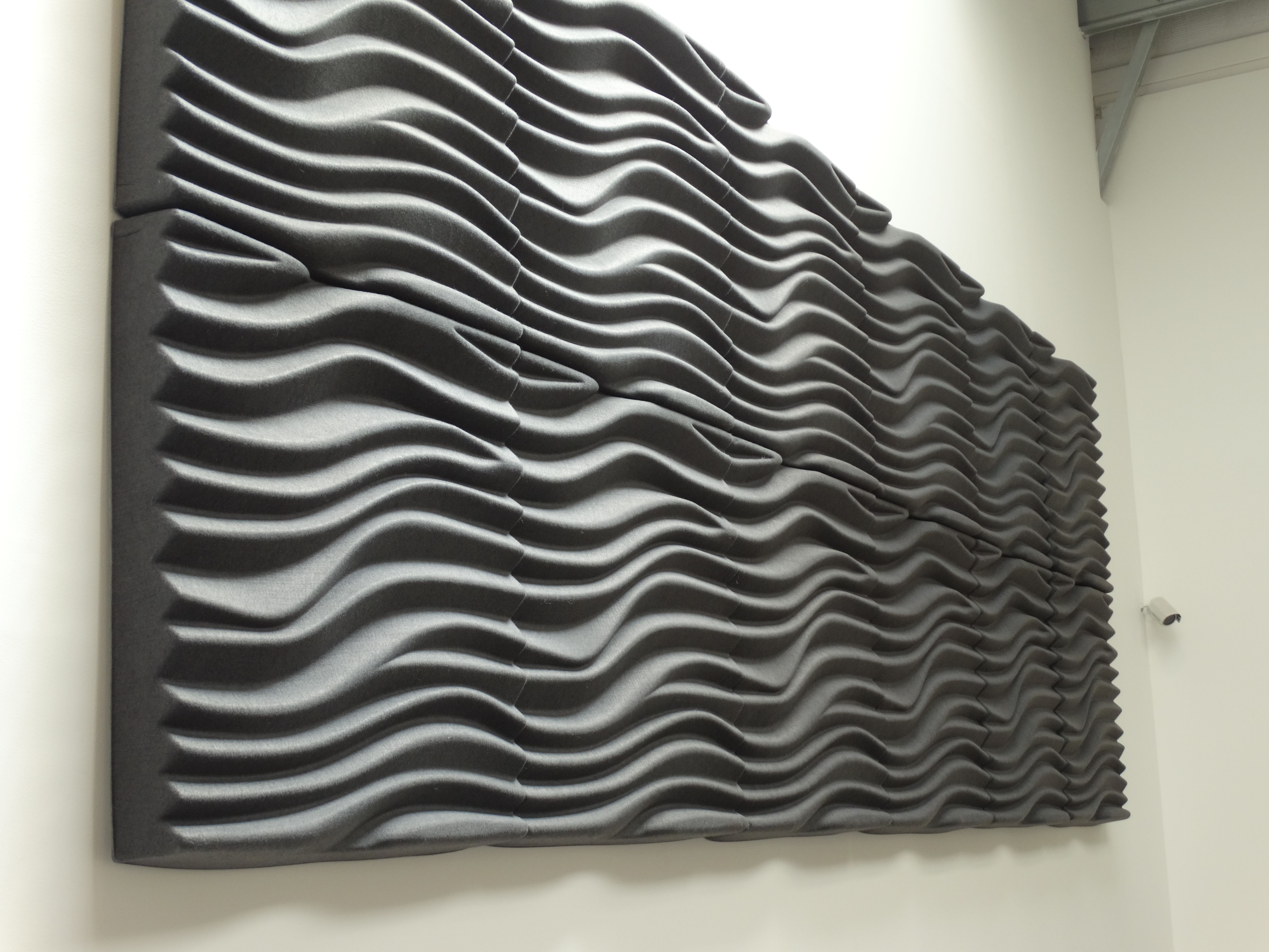 Soundtect Wave Acoustic Wall Panel - Amazing performance even better aesthetics