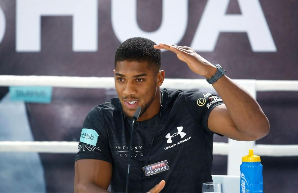 Anthony Joshua reveals he would love it if Tony Bellew knocks out David Haye on Saturday in heavyweight clash