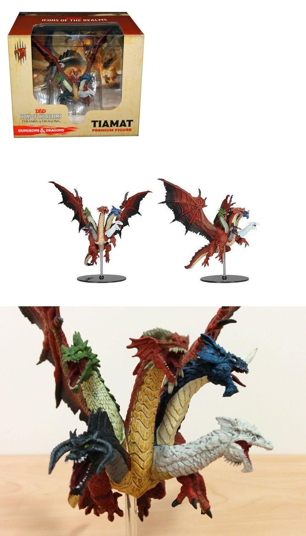 Miniatures 166803: Icons Of The Realms - Tiamat Premium