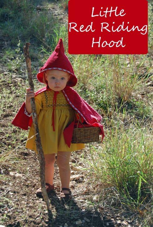 Cutiest RRH costume!