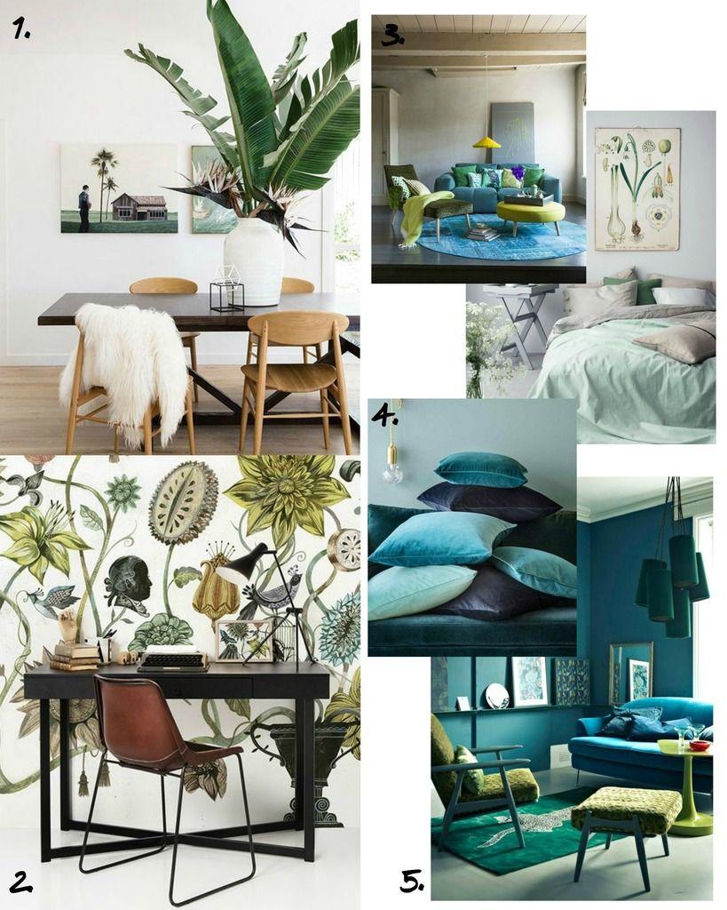 Afbeeldingsresultaat voor botanical interior design | home ...