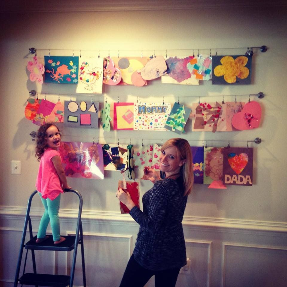 hang kids artwork and photos playroom pinterest hang kids