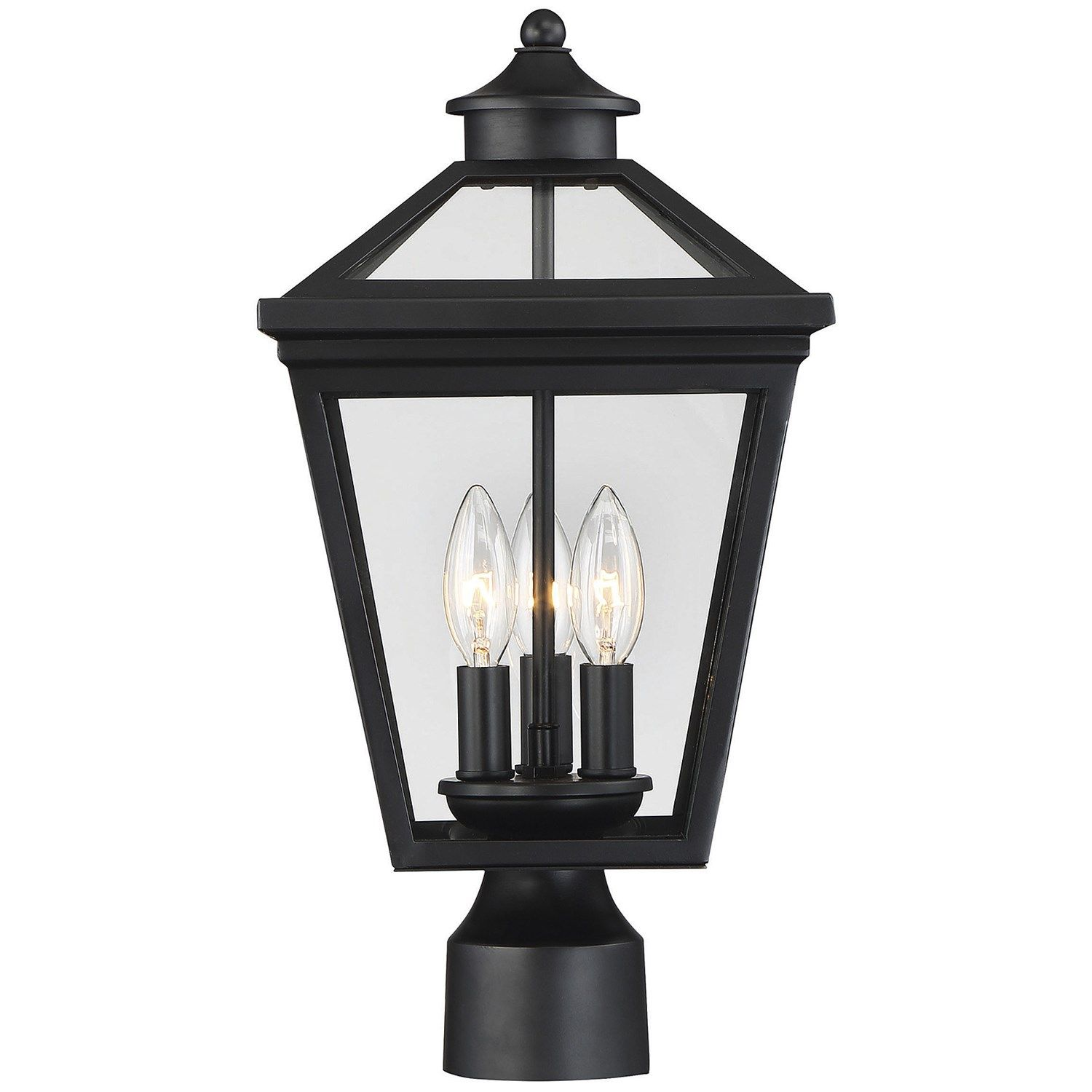 Outdoor Lamp Post Light Parts
