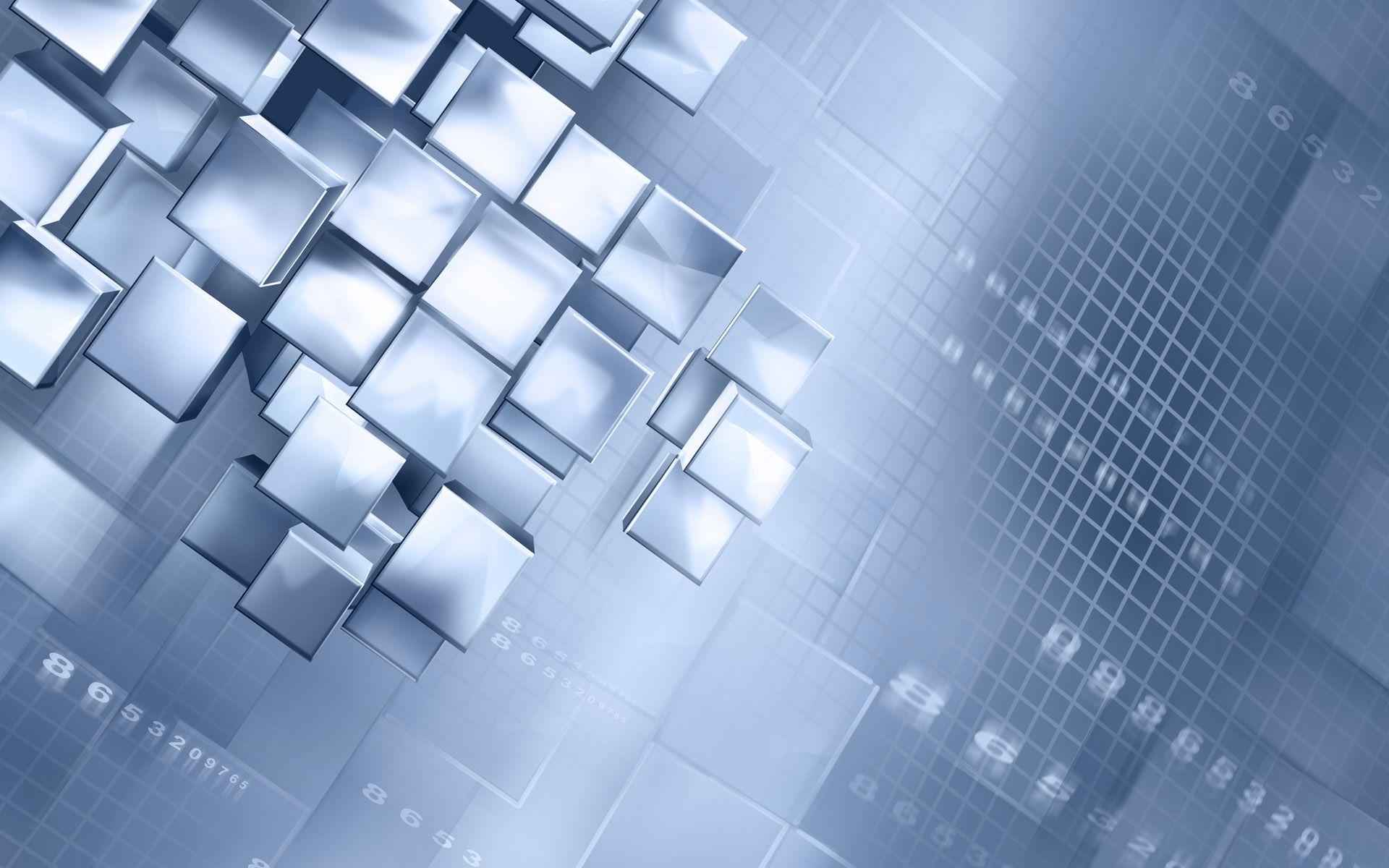 Blue Abstract Wallpaper Technology Wallpaper Abstract Wallpaper Digital Wallpaper