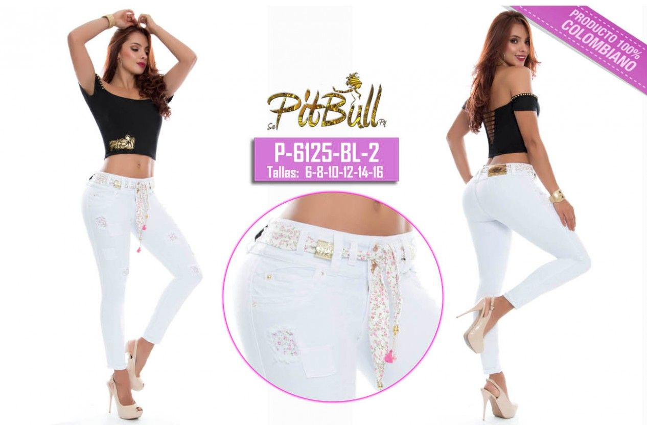 Pantalon Colombiano 469fbe71bd96