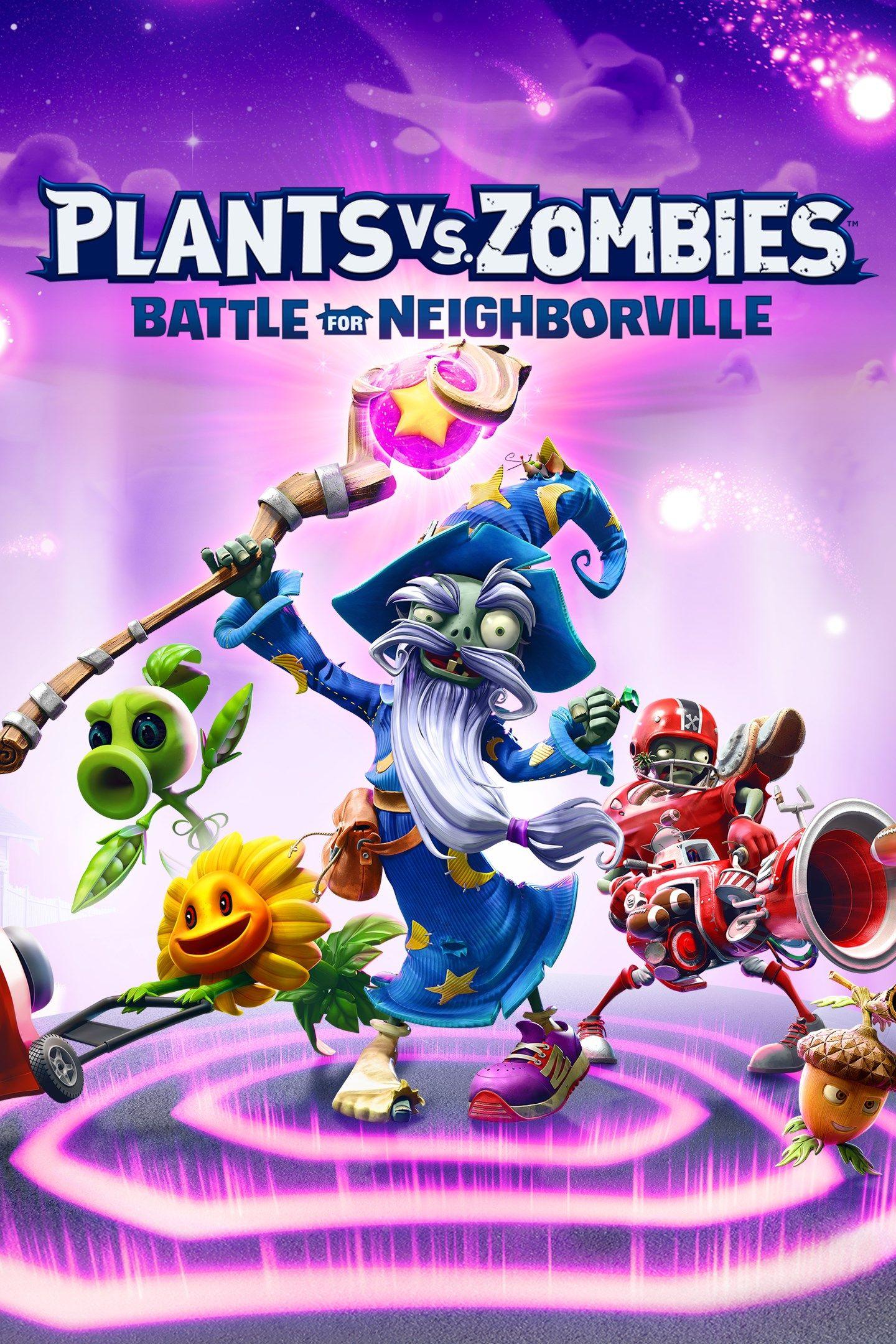 Plants Vs Zombies Battle For Neighborville For Xbox One Xbox In 2021 Zombie Plants Vs Zombies Battle