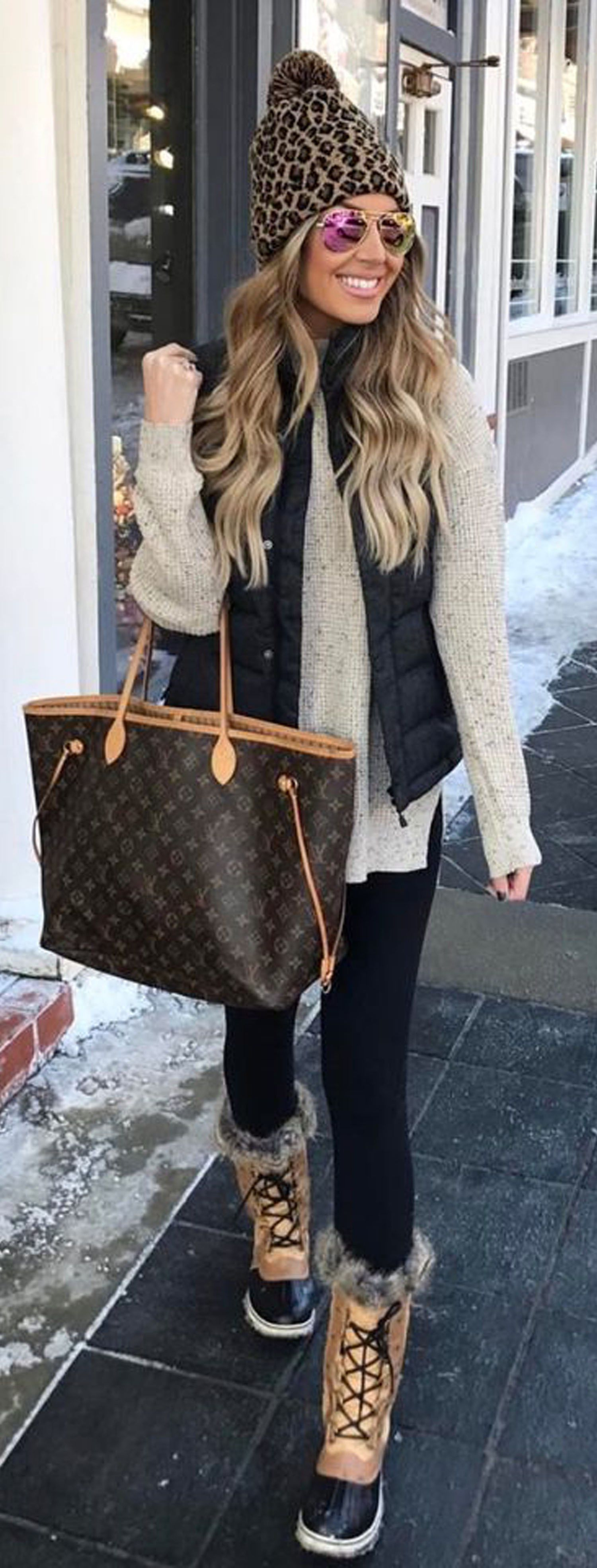 Cute Comfy Cozy Winter Outfit Ideas for Teen Girls for ...