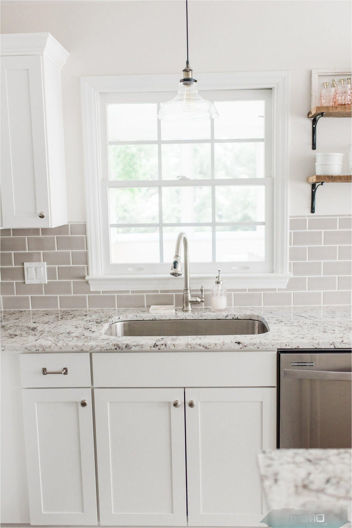 Jul 25 2019 Ia Ve Gotten A Couple Of Emails Over The Years Asking About Our Experience W In 2020 White Shaker Kitchen White Shaker Cabinets Shaker Kitchen Cabinets