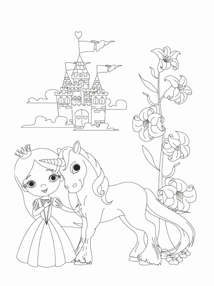 Pin On Popular Princess Coloring Pages
