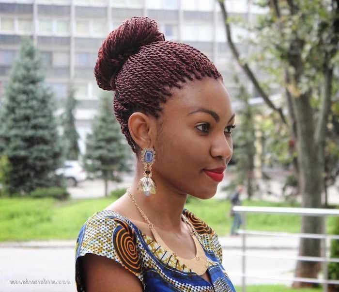 Comment Faire Une Tresse Africaine Tuto Et Mod 232 Les